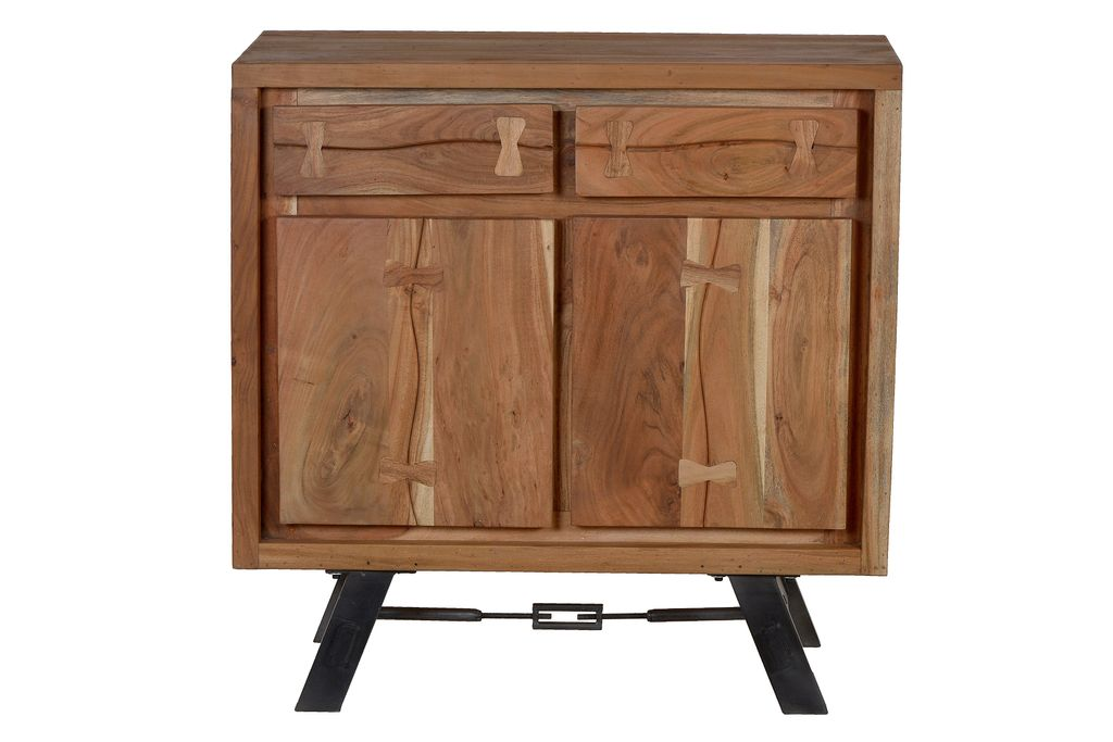 kommode edge 18209 natur sch ner wohnen sideboards highboards sideboards. Black Bedroom Furniture Sets. Home Design Ideas