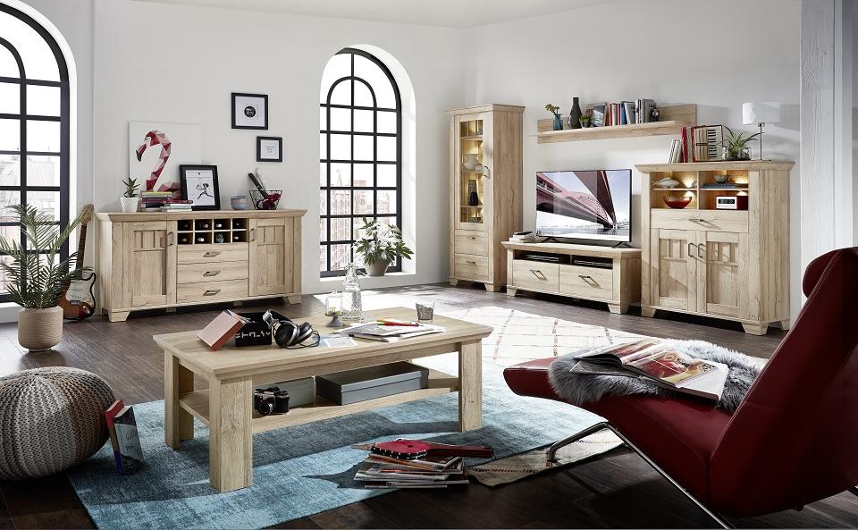 tv unterteil malm eiche hell sch ner wohnen tv m bel. Black Bedroom Furniture Sets. Home Design Ideas
