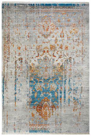 18677 Teppich Blau 80x150 cm – Bild 1