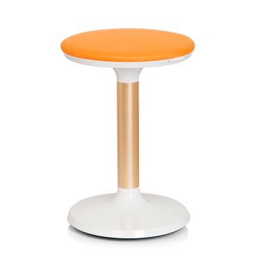 Hocker / Stuhl 19542 Aluminium Orange – Bild 4