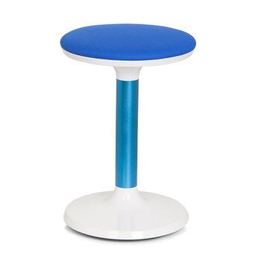 Hocker / Stuhl 19544 Aluminium Blau – Bild 4