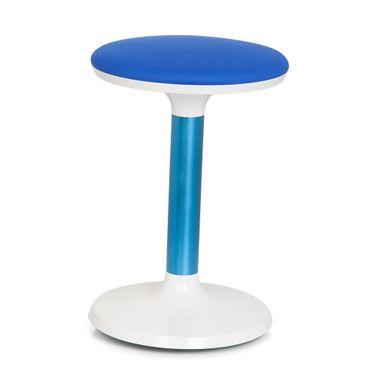 Hocker / Stuhl 19544 Aluminium Blau – Bild 6
