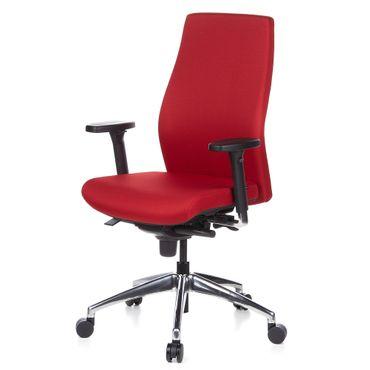 Bürostuhl / Chefsessel 19901 Rot – Bild 8