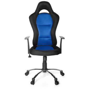 Bürostuhl / Chefsessel 20027 Blau – Bild 9
