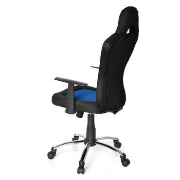Bürostuhl / Chefsessel 20027 Blau – Bild 6