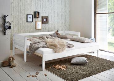 Funktionsbett Emilia Kinderbett 20636 Weiß – Bild 1