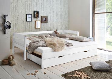 Funktionsbett Emilia 20638 Weiß – Bild 1