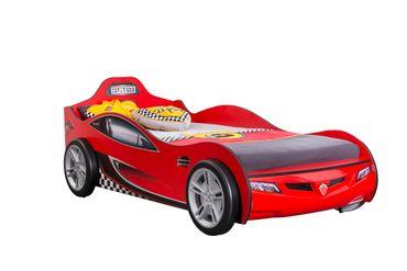 Cilek RACECUP Autobett Kinderbett Rennfahrerbett Rot – Bild 3