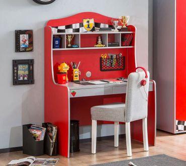 Cilek RACECUP Kinderzimmer Set Komplettset Spielzimmer Rot / Grau – Bild 5