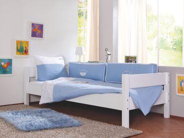 Bettwäsche Set 20747 Blau