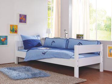 Bettwäsche Set 20750 Blau/Delphin
