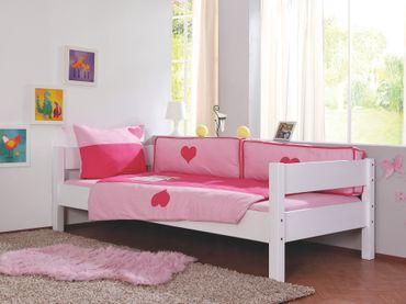 Bettwäsche Set 20754 Pink/Herz