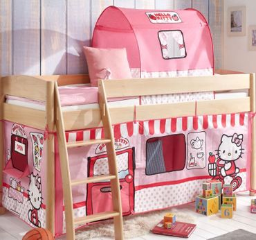 Vorhang Set 20779 Hello Kitty – Bild 1