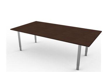 Form 5 Besprechungstisch 200x100 cm höheneinstellbar Wenge