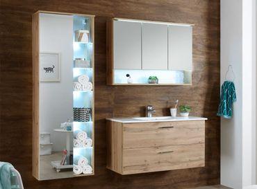 BEST Badezimmer Set 3-tlg. Wildeiche – Bild 1