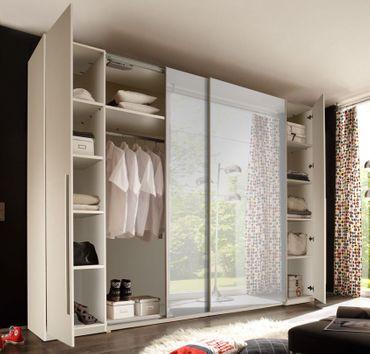 21287 Schlafzimmer Komplettset Weiß – Bild 3