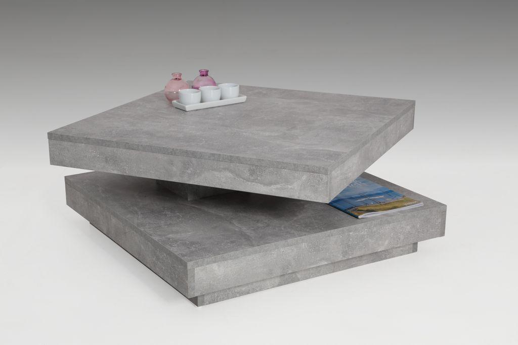 21304 Couchtisch Beton Günstig Möbel Küchen Büromöbel Kaufen