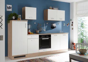 Wexford Seven Küchenzeile Küchenblock Weiss  – Bild 2