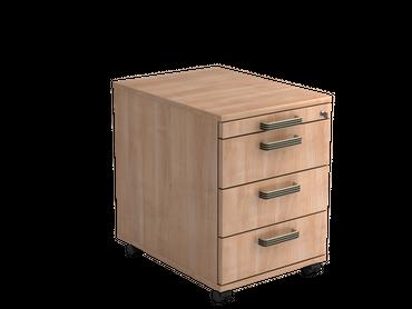 Solid Rollcontainer, mit 3 Schüben, verschiedene Farben – Bild 13
