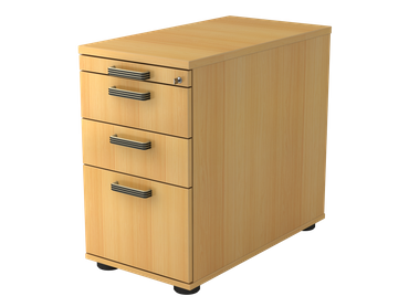 Solid Standcontainer, mit Hängeregister, verschieden Farben – Bild 9