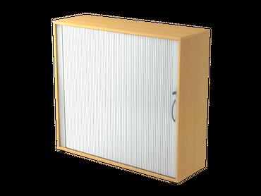 Rollladenschrank 3 OH, 120 x 110 cm (BxH), verschiedene Farben – Bild 10