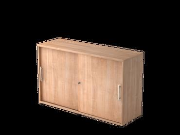 Schiebetürenschrank 2 OH, 120 x 75 cm (BxH), verschiedene Farben – Bild 16