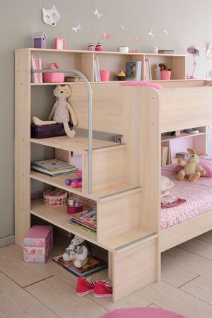 Bibop 42 - 2-tlg Kinderzimmer Set Akazie – Bild 2