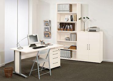 Prima Komplettbüro 'Athen' Weiß