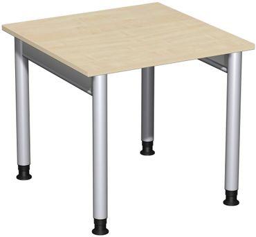 4 Fuß Pro Schreibtisch, höhenverstellbar, gerade, verschiedene Größen und Farben – Bild 1