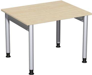 4 Fuß Pro Schreibtisch, höhenverstellbar, gerade, verschiedene Größen und Farben – Bild 7