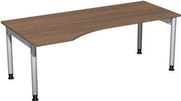 4 Fuß Pro Freiformtisch, höhenverstellbar, verschiedene Größen und Farben – Bild 6