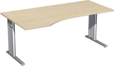 C-Fuß Pro Freiformtisch, verschiedene Größen und Farben – Bild 13