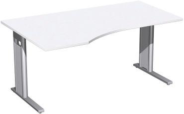 C-Fuß Pro Freiformtisch, verschiedene Größen und Farben – Bild 10