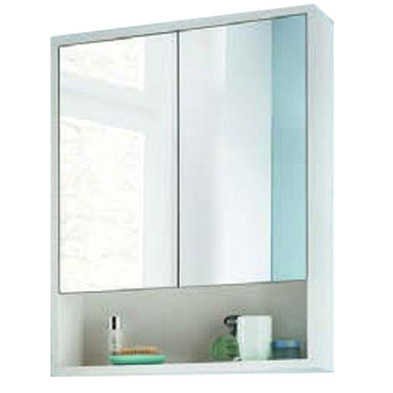 Sheffield Spiegelschrank Badezimmer Weiß | Günstig Möbel, Küchen ...