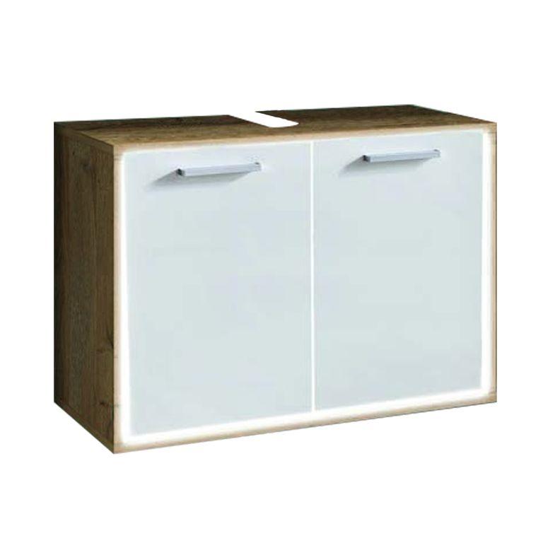 edingburgh waschbeckenunterschrank badezimmer hochglanz. Black Bedroom Furniture Sets. Home Design Ideas