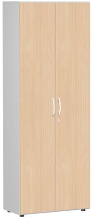 Flex Garderobenschrank 6 OH, verschiedene Farben – Bild 8