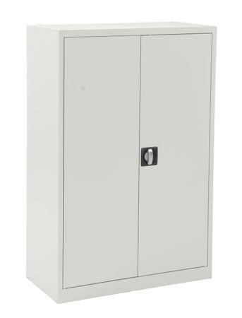 Aktenschrank 120x80x38 cm, 3OH Lichtgrau – Bild 7