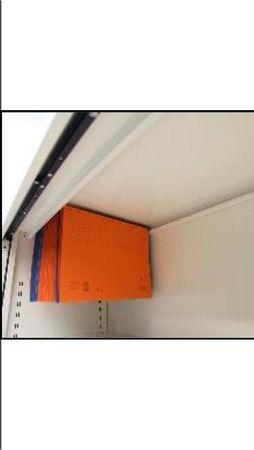 Rollladenschrank 5 OH Lichtgrau – Bild 11