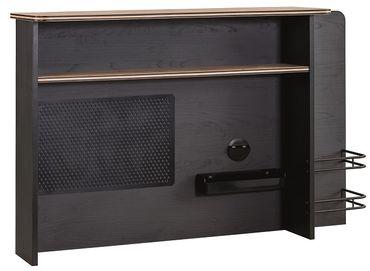 BLACK Kleiner Schreibtisch-Aufsatz – Bild 1