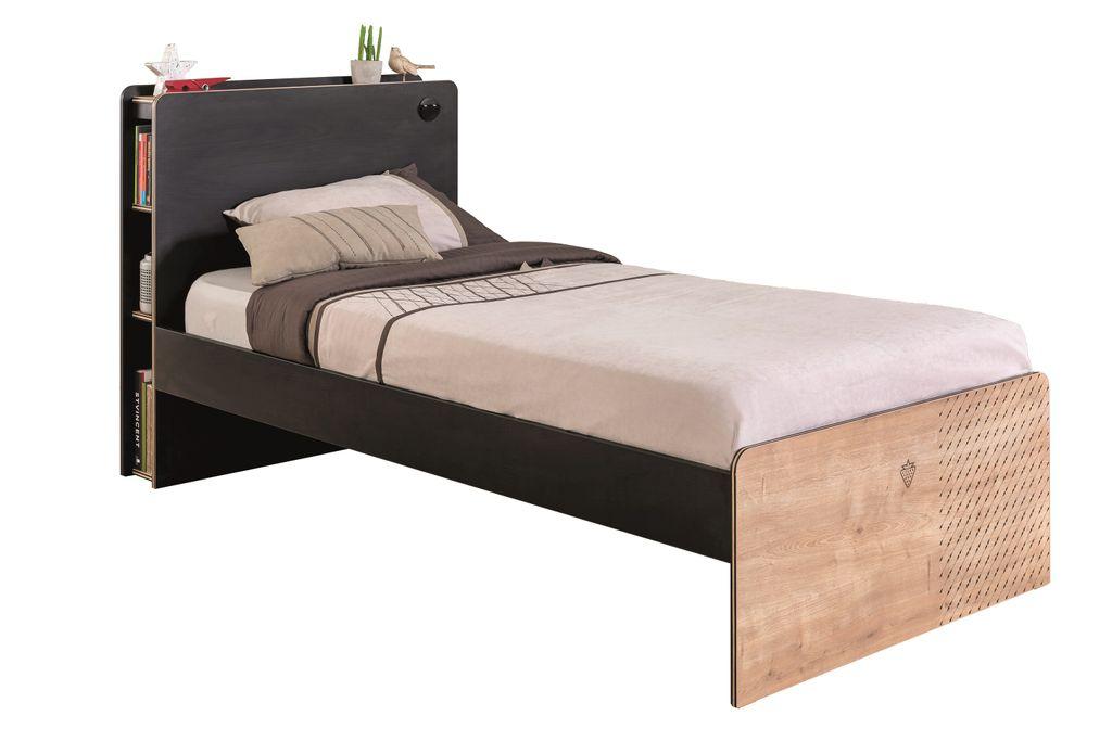 Black Bett 100x200 Cm Gunstig Mobel Kuchen Buromobel Kaufen