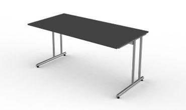 Start Up Schreibtisch, verschiedene Größen, Anthrazit