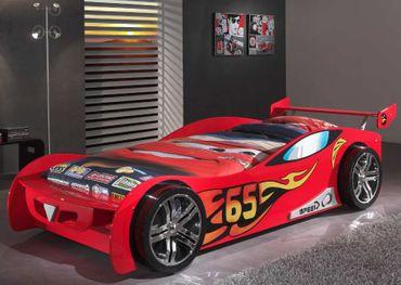 Autobett Le Mans Kinderbett Bett Rot – Bild 1
