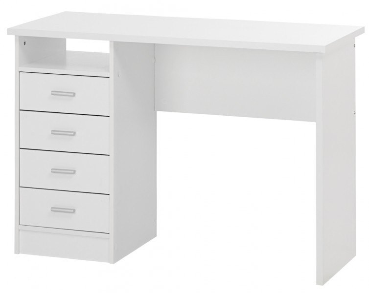 Tvilum Function Computertisch Schreibtisch Bürotisch Büro Tisch Weiß