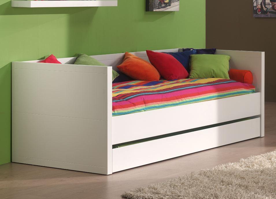 kojenbett lara kinderbett funktionsbett wei kids teens betten multifunktionsbetten. Black Bedroom Furniture Sets. Home Design Ideas