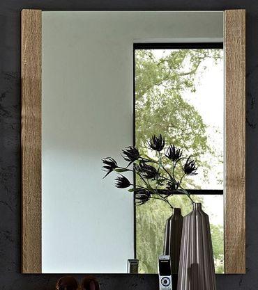 GREENVILLE Spiegel Garderobenspiegel Eiche Sonoma – Bild 1
