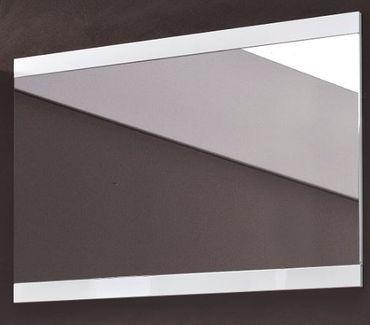LYON Spiegel Garderobenspiegel Weiß Hochglanz – Bild 1