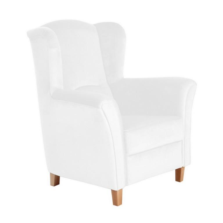 Birmingham Ohrenbackensessel Sofa Sessel Einzelsessel Samtiger