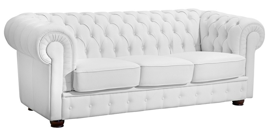 Nottingham 3er Sofa Chesterfield Couch