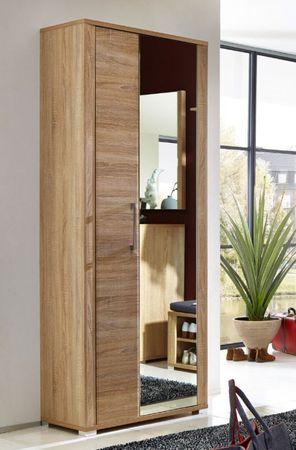 3 tlg GREENVILLE Garderobenkombination Garderobe Garderobeset Garderobenkomplettset – Bild 2