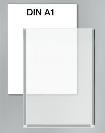 Infosäule Infoständer Prospektständer Prospekthalter Präsentationsmittel  – Bild 4